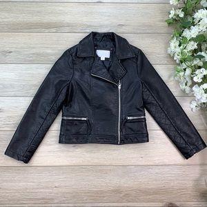 Xhilaration Women's Leather Jacket